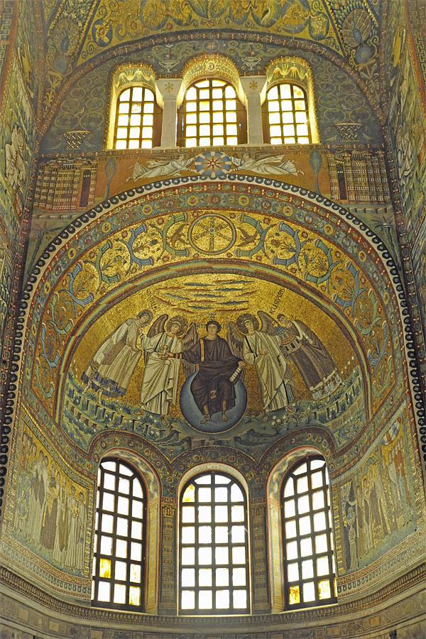 Basilica of San Vitale Ravenna Mosaics