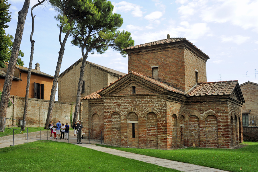 Mausoleum of Galla Placidia