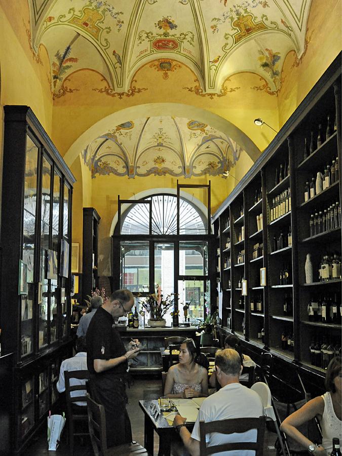 Restaurant Ca de Ven, Ravenna