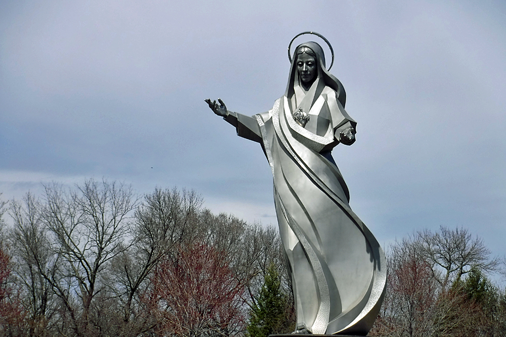 Immaculate Heart of Mary Queen of Peace, Trinity Heights, USA