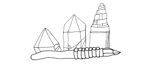 Crystals and Wands || Mandala Soul Designs