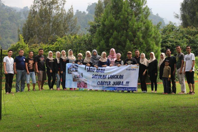 Bank Mandiri Cabang Cianyer Banten
