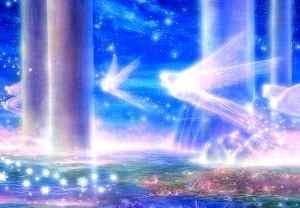 душа и колонны