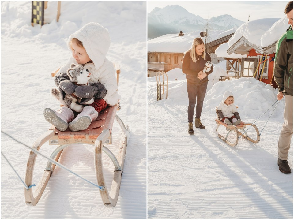 Alps Family Ski