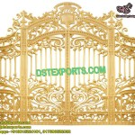 Wedding Backstage Fiber Gate Frame Mandap Exporters