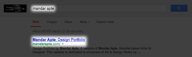 mandar-apte-search-results-before