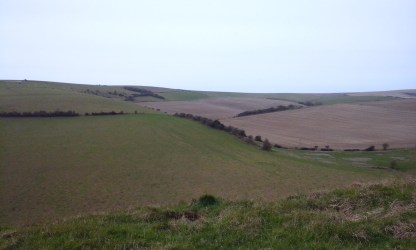The rolling hills