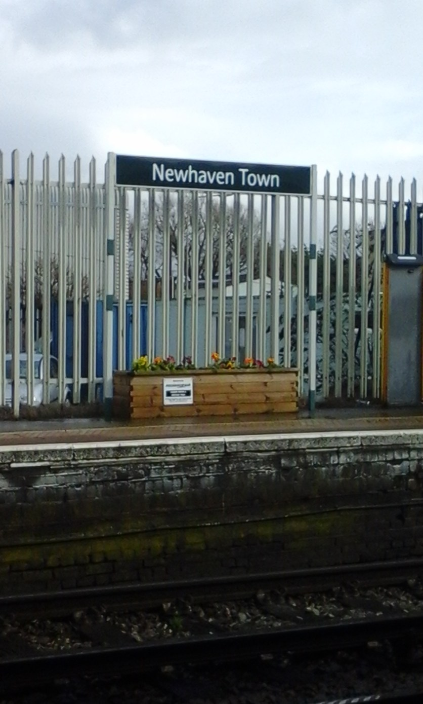 Newhaven station