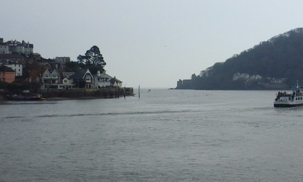 Mouth of the River Dart