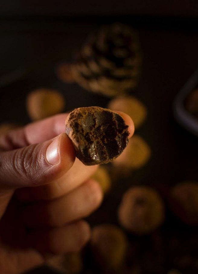black-chocolate-truffles