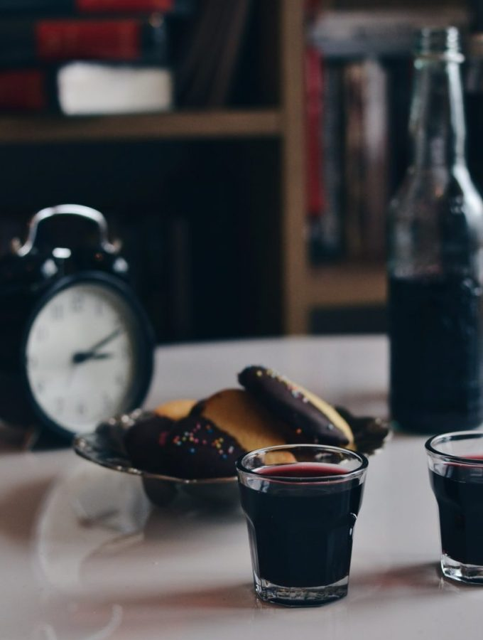 Red wine liquor – tradition at its best