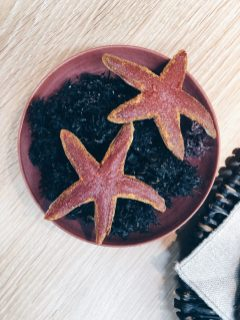 Cardamom scented sea star
