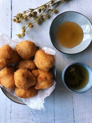 Petulla - Albanian Donuts