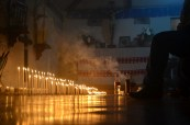 Ritual en San Cristóbal de las Casas