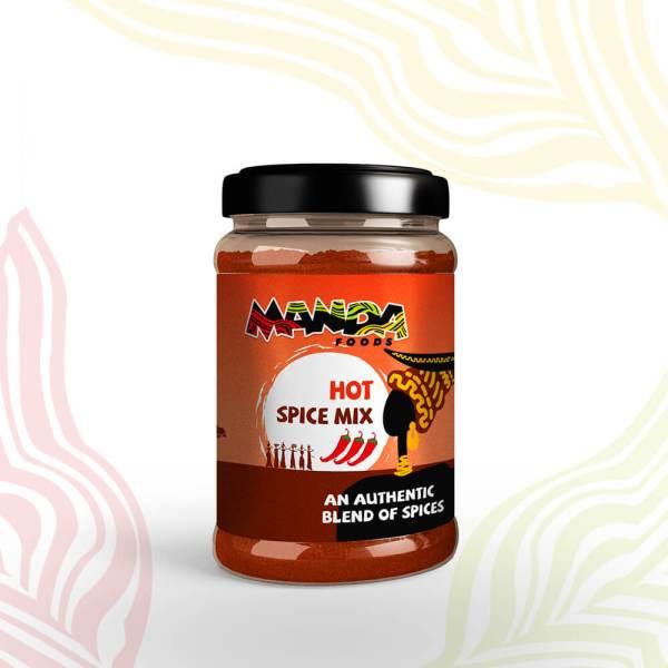 Manda Foods – Hot Spice Mix