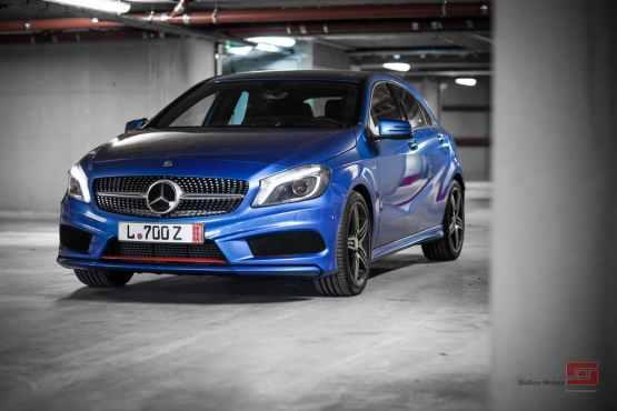 Une Mercedes Classe A vendue par Stallion Motors