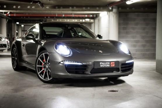 Porsche 911 Carrera S - Stallion Motors