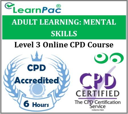Adult Learning: Mental Skills – Online Training & Certification 1