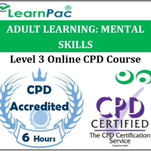 Adult Learning: Mental Skills – Online Training & Certification