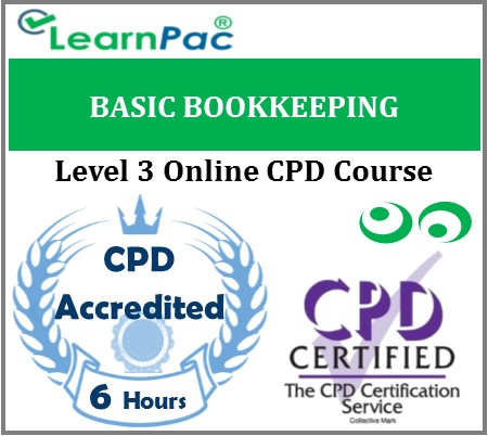 Basic Bookkeeping – Online Training & Certification 1