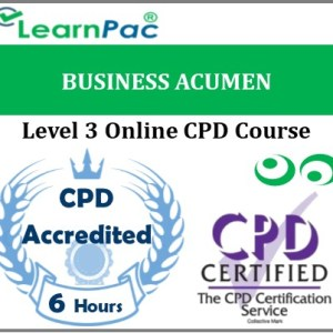 Business Acumen – Online Training & Certification