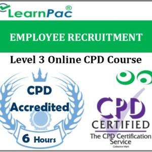 Employee Recruitment – Online Training & Certification