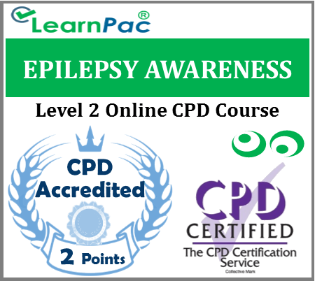 Epilepsy Awareness Training – Level 2 – Online CPD Accredited Course 1