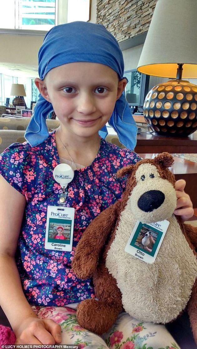 Girl, nine, survives her inoperable cancer - The Mandatory Training Group UK -