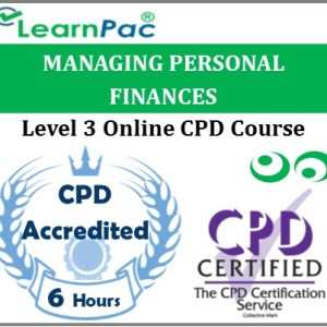 Managing Personal Finances – Online Training & Certification
