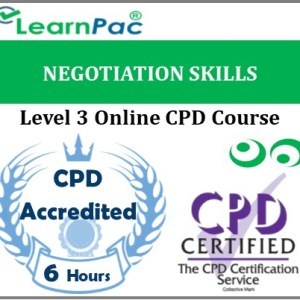 Negotiation Skills – Online Training & Certification