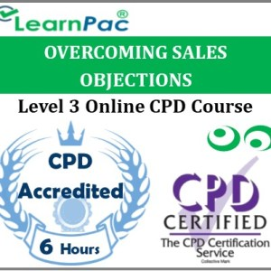 Overcoming Sales Objections – Online Training & Certification