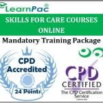 Skills for Care Mandatory Training Courses - Skills for Care Aligned E-Learning