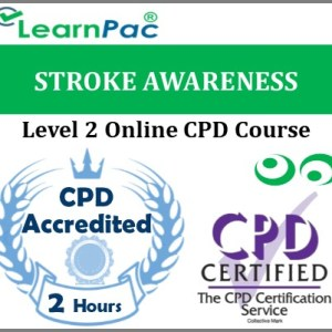 Stroke Awareness & Management - Level 2 - Online Training Course