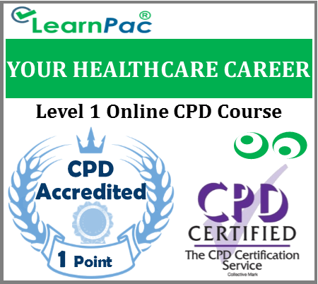 Your Healthcare Career Training - Level 1 Online CPD Accredited Course