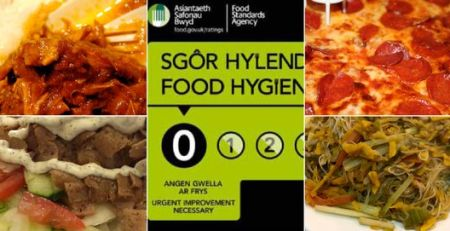 All the places to eat in Wales given a ZERO food hygiene rating in 2019 -The Mandatory Training Group UK -