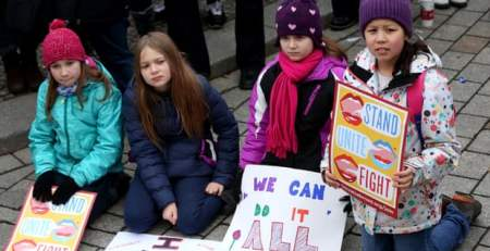 Climate change and sexual harassment top list of girls' concerns - The Mandatory Training Group UK -