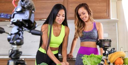 Social media influencers give bad diet and fitness advice eight times out of nine, research reveals - The Mandatory Training Group UK-