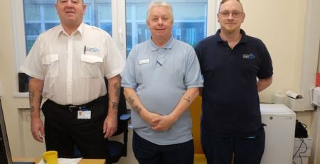 Underground tunnels, the 'gas house' and transporting body parts: The NHS porters keeping our hospital moving - The Mandatory Training Group UK -