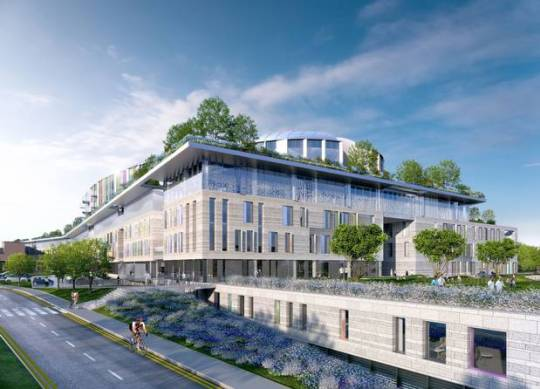 Cost of building children's hospital rises by 450m euro - MTG UK -