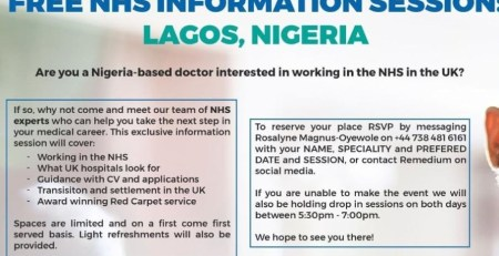 NHS breaking recruitment rules with one in four new doctors coming from 'banned' developing countries - The Mandatory Training Group UK -