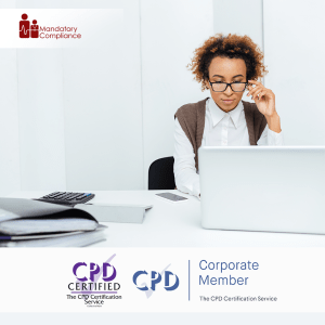 Administrative Office Procedures - Online Training Course - CPD Accredited - Mandatory Compliance UK -