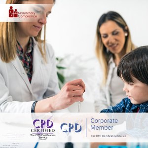 Anaphylaxis Training for Nurseries and Early Years - Online Course - CPDUK Accredited - Mandatory Compliance UK -