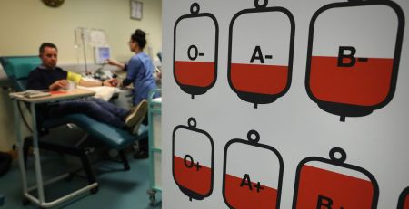 Appeal for more men to donate blood after fall in numbers - The Mandatory Training Group UK -