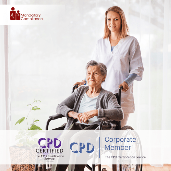 Care Certificate Standard 5 – Online Training Course – CPD Accredited – Mandatory Compliance UK –