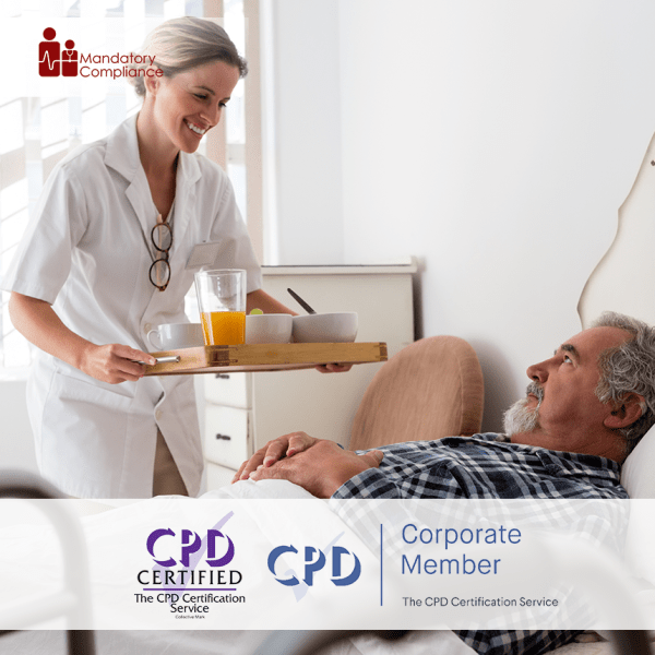 Care Certificate Standard 8 – Online Training Course – CPD Accredited – Mandatory Compliance UK –