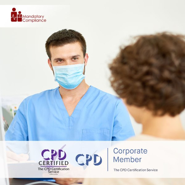 Complaints Handling in Health and Care – Level 1 – Online Training Course – CPDUK Accredited – Mandatory Compliance UK –