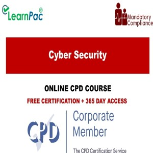 Cyber Security - Mandatory Training Group UK -
