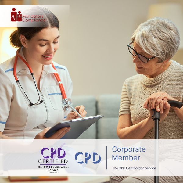 Duty of Care Training – Online Training Course – CPD Accredited – Mandatory Compliance UK –