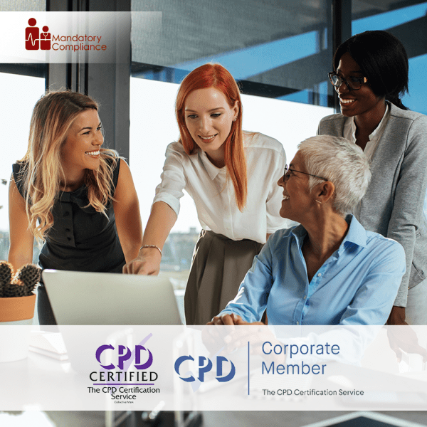 Equality, Diversity and Human Rights – Online Training Course – CPD Accredited – Mandatory Compliance UK –