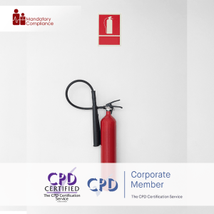 Fire Safety in Health and Care - Online Training Course - CPD Accredited - Mandatory Compliance UK -
